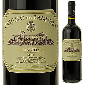 【送料無料】ダルチェオ 2015 カステッロ デイ ランポッラ 750ml [赤]D'alceo Castello Dei Rampolla