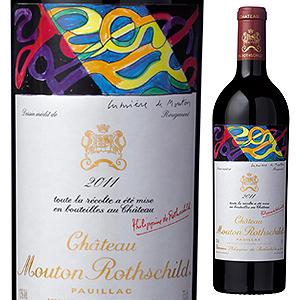 【送料無料】シャトー ムートン ロートシルト 2011 750ml [赤]Chateau Mouton Rothschild