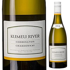 【6本~送料無料】コディントン シャルドネ 2015 クメウ リヴァー 750ml [白]Coddington Chardonnay Kumeu River
