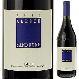 【送料無料】バローロ アレステ 2013 ルチアーノ サンドローネ 750ml [赤]Barolo Aleste Luciano Sandrone