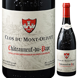 【6本~送料無料】シャトーヌフ デュ パプ 2015 クロ デュ モン オリヴェ 750ml [赤]Chateauneuf Du Pape Clos Du Mont Olivet Clos Du Mont Olivet