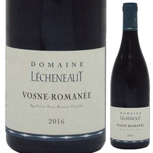 【6本~送料無料】ヴォーヌ ロマネ 2017 ドメーヌ レシュノー 750ml [赤]Vosne-Roman e Domaine L chneaut