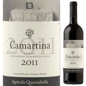 【6本~送料無料】カマルティーナ 2011 クエルチャベッラ 750ml [赤]Camartina Querciabella
