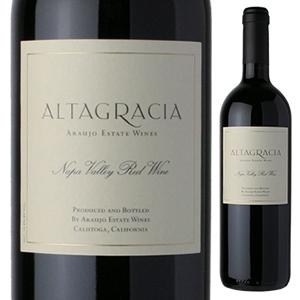【送料無料】アルタグラシア レッド ワイン ナパ ヴァレー 2012 アイズリー ヴィンヤード 750ml [赤]Altagracia Red Wine Napa Valley Eisele Vineyard