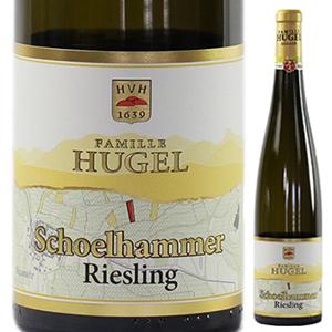 【6本~送料無料】リースリング シェルハマー 2009 ファミーユ ヒューゲル 750ml [白]Riesling Schoelhammer Famille Hugel