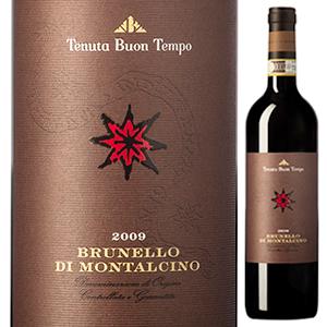 【6本~送料無料】ブルネッロ ディ モンタルチーノ ピー56 2012 テヌータ ボン テンポ 750ml [赤]Brunello Di Montalcino P.56 Tenuta Buon Tempo [ブルネロ]