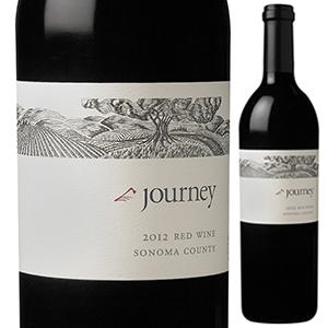【6本~送料無料】ジャーニー レッド 2012 マタンザス クリーク ワイナリー 750ml [赤]Journey Red Matanzas Creek Winery
