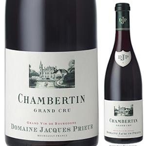 【送料無料】シャンベルタン グラン クリュ 2014 ドメーヌ ジャック プリウール 750ml [赤]Chambertin Grand Cru Domaine Jacques Prieur