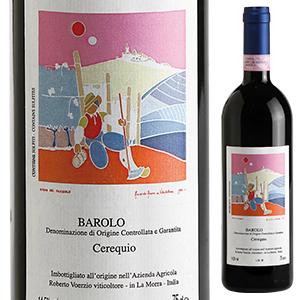 【送料無料】バローロ チェレクイーオ 2013 ロベルト ヴォエルツィオ 750ml [赤]Barolo Cerequio Roberto Voerzio