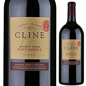 【6本~送料無料】エンシェント ヴァインズ ジンファンデル 2015 クライン 3000ml [赤]Ancient Vines Zinfandel Cline[同梱不可]