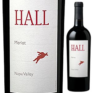 【6本~送料無料】ナパ ヴァレー メルロー 2015 ホール 750ml [赤]Napa Valley Merlot Hall