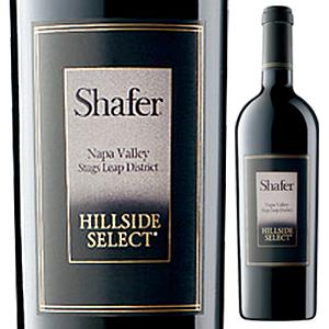 【送料無料】ヒルサイド セレクト カベルネ ソーヴィニヨン 2015 シェーファー 750ml [赤]Hill Side Select Cabernet Sauvignon Shafer