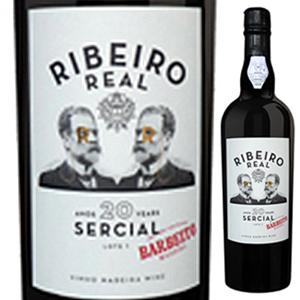 【送料無料】マデイラ リベイロ レアル セルシアル 20年 NV ヴィニョス バーベイト 750ml [マデイラ]Madeira Ribeiro Real Sercial 20 Year Old Vinhos Barbeito