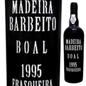 【送料無料】マデイラ ブアル フラスケィラ 1995 ヴィニョス バーベイト 750ml [マデイラ]Madeira Boal Frasqueira Vinhos Barbeito