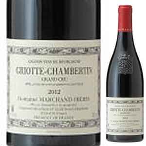 【送料無料】グリオット シャンベルタン 2014 ドメーヌ マルシャン フレール 750ml [赤]Griotte-Chambertin Grand Cru Domaine Marchand Freres