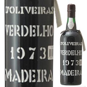 【送料無料】マデイラ ヴェルデーリョ 1973 ペレイラ ドリヴェイラ 750ml [マデイラ]Madeira Verdelho Pereira D'oliveira