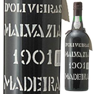 【送料無料】マデイラ マルヴァジア 1901 ペレイラ ドリヴェイラ 750ml [甘口マデイラ]Madeira Malvasia Pereira D'oliveira [マルヴァジーア]