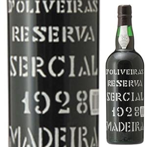 【送料無料】[8月21日(金)以降発送予定]マデイラ セルシアル 1928 ペレイラ ドリヴェイラ 750ml [マデイラ]Madeira Sercial Pereira D'oliveira