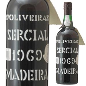 【送料無料】[3月27日(金)以降発送予定]マデイラ セルシアル 1969 ペレイラ ドリヴェイラ 750ml [マデイラ]Madeira Sercial Pereira D'oliveira