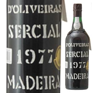 【送料無料】マデイラ セルシアル 1977 ペレイラ ドリヴェイラ 750ml [マデイラ]Madeira Sercial Pereira D'oliveira
