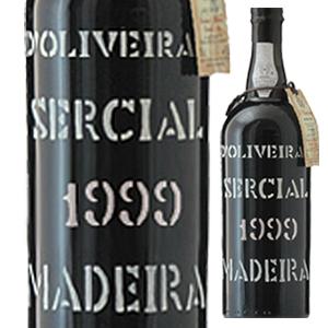 【6本~送料無料】[1月17日(金)以降発送予定]マデイラ セルシアル 1999 ペレイラ ドリヴェイラ 750ml [マデイラ]Madeira Sercial Pereira D'oliveira
