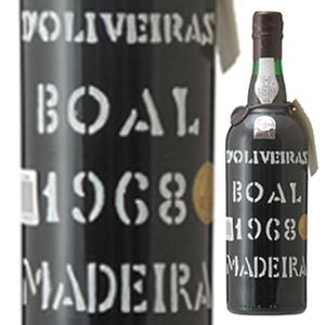 【送料無料】マデイラ ブアル 1968 ペレイラ ドリヴェイラ 750ml [マデイラ]Madeira Boal Pereira D'oliveira