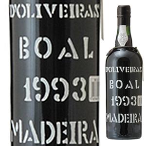 【送料無料】[8月21日(金)以降発送予定]マデイラ ブアル 1993 ペレイラ ドリヴェイラ 750ml [マデイラ]Madeira Boal Pereira D'oliveira
