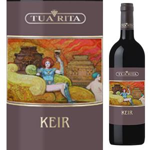 【6本~送料無料】ケイル 2016 トゥア リータ 750ml [赤]Keir Azienda Agricola Tua Rita