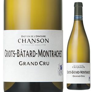 【送料無料】クリオ バタール モンラッシェ 2015 ドメーヌ シャンソン 750ml [白]Criots Batard Montrachet Domaine Chanson