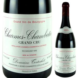 【送料無料】シャルム シャンベルタン 1998 ドメーヌ トルトショ 750ml [赤]Charmes Chambertin Domaine Tortochot