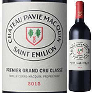 【6本~送料無料】シャトー パヴィ マカン 2017 750ml [赤]Chateau Pavie Macquin