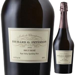 【送料無料】リチャード G ピーターソン ブリュット ロゼ ナパ ヴァレー 2005 アミューズ ブーシュ ワイナリー 750ml [発泡ロゼ]Richard G. Peterson Brut Rose Napa Valley Amuse Bouche Winery