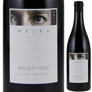 【送料無料】マジェスティック シラー パデレフスキー ヴィンヤード パソ ロブレス 2014 メルカ ワインズ 750ml [赤]Majestique Syrah Paderewski Vineyard Paso Robles Melka Wines