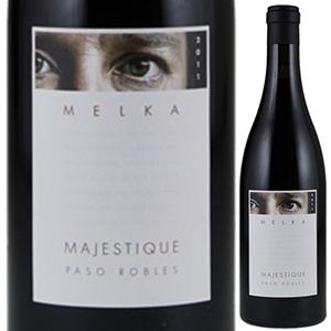【送料無料】マジェスティック シラー パデレフスキー ヴィンヤード マグナム 2014 メルカ ワインズ 1500ml [赤] [マグナム・大容量]Majestique Syrah Paderewski Vineyard Paso Robles Melka Wines