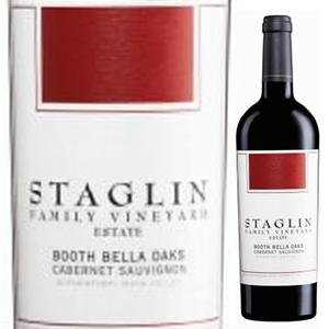 【送料無料】ブース ベラ オークス カベルネ ソーヴィニヨン 2014 スタッグリン 750ml [赤]Booth Bella Oaks Cabernet Sauvignon Staglin
