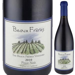 【送料無料】ピノ ノワール ザ ヴィンヤード 2016 ボー フレール 750ml [赤]Pinot Noir The Vineyard Beaux Freres