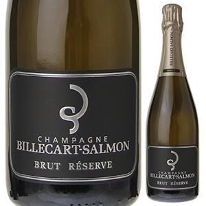 【6本~送料無料】ブリュット レゼルブ NV ビルカールサルモン 750ml [発泡白]Brut R serve Billecart Salmon