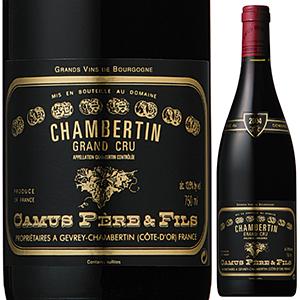 【送料無料】シャンベルタン 2013 ドメーヌ カミュ 750ml [赤]Chambertin Domaine Camus