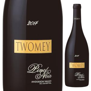 【6本~送料無料】アンダーソン ヴァレー ピノ ノワール 2015 トゥーミー 750ml [赤]Anderson Valley Pinot Noir Twomey