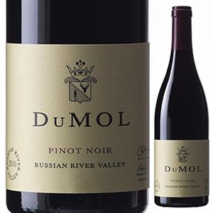 【6本~送料無料】ピノ ノワール ロシアン リヴァーヴァレー 2015 デュモル 750ml [赤]Pinot Noir Russian River Valley Dumol