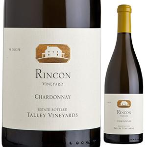 【6本~送料無料】シャルドネ リンコン ヴィンヤード アロヨ グランデ ヴァレー 2014 タリー 750ml [白]Chardonnay Rincon Vineyard Arroyo Grande Valley Talley