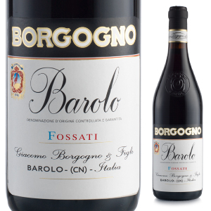 【6本~送料無料】[8月21日(水)以降発送予定]バローロ フォッサティ 2013 ボルゴーニョ 750ml [赤]Barolo Fossati Borgogno