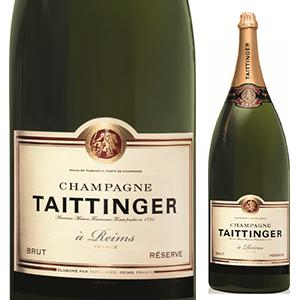 【送料無料】ブリュット レゼルヴ NV テタンジェ 15000ml [発泡白]Brut Reserve Champagne Taittinger