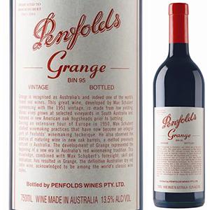 【送料無料】グランジ 2005 ペンフォールズ 750ml [赤]Grange Penfolds
