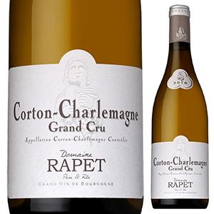 【送料無料】コルトン シャルルマーニュ 2017 ドメーヌ ラペ 750ml [白]Corton-Charlemagne Domaine Rapet
