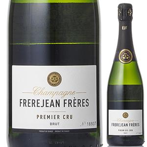 【6本~送料無料】プルミエ クリュ ブリュット NV フレールジャン フレール 1500ml [発泡白] [マグナム・大容量]Champagne 1er Cru Brut Frerejean Fr res