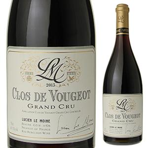 【送料無料】クロ ド ヴージョ グラン クリュ 2013 ルシアン ル モワンヌ 750ml [赤]Clos de Vougeot Grand Cru Lucien Le Moine