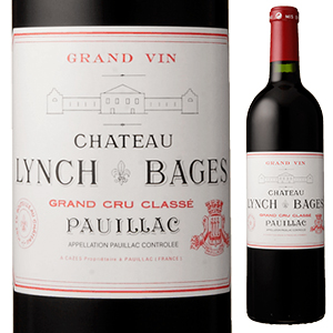 【6本~送料無料】シャトー ランシュ バージュ 2014 750ml [赤]Chateau Lynch-Bages