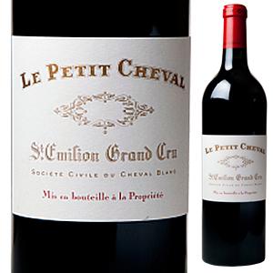 【送料無料】ル プティ シュヴァル 2014 (シャトー シュヴァル ブランセカンドワイン) 750ml [赤]Le Petit Cheval