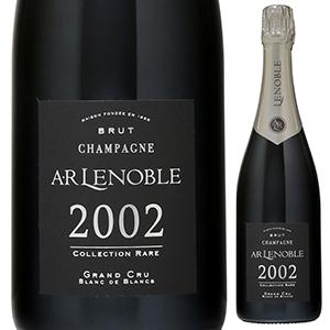 【送料無料】ブラン ド ブラン グラン クリュ シュイィ ミレジメ 2002 ルノーブル 750ml [発泡白]Blanc De Blancs G Cru Chouilly Millesime A.r. Lenoble